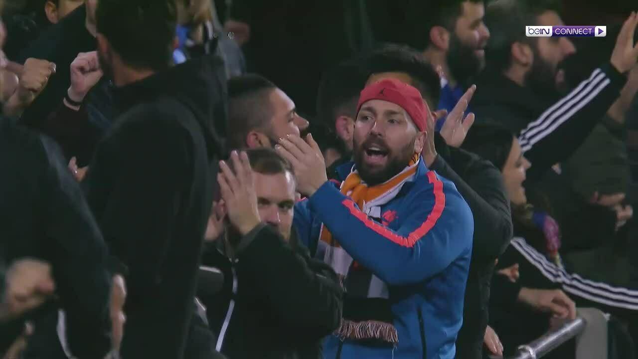 Valencia 2-1 Real Madrid