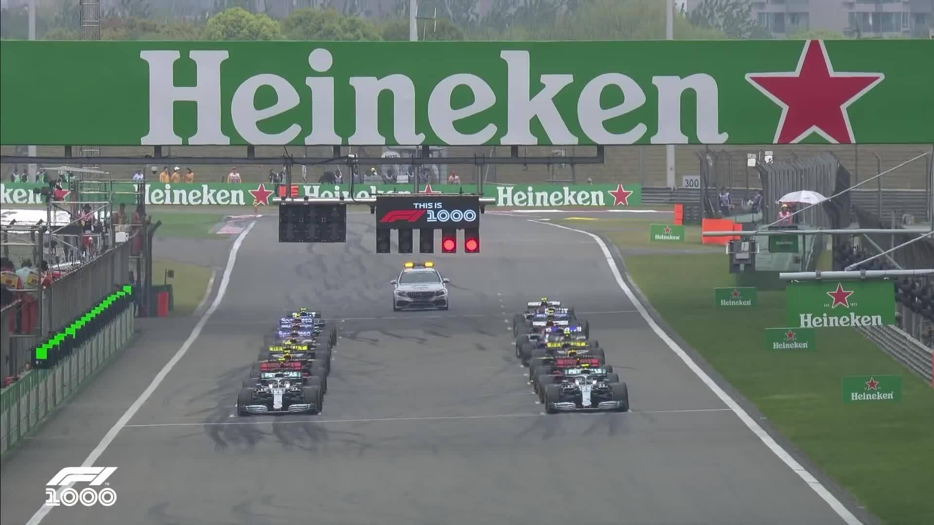 Hamilton thắng chặng Trung QuốcGrand Prix
