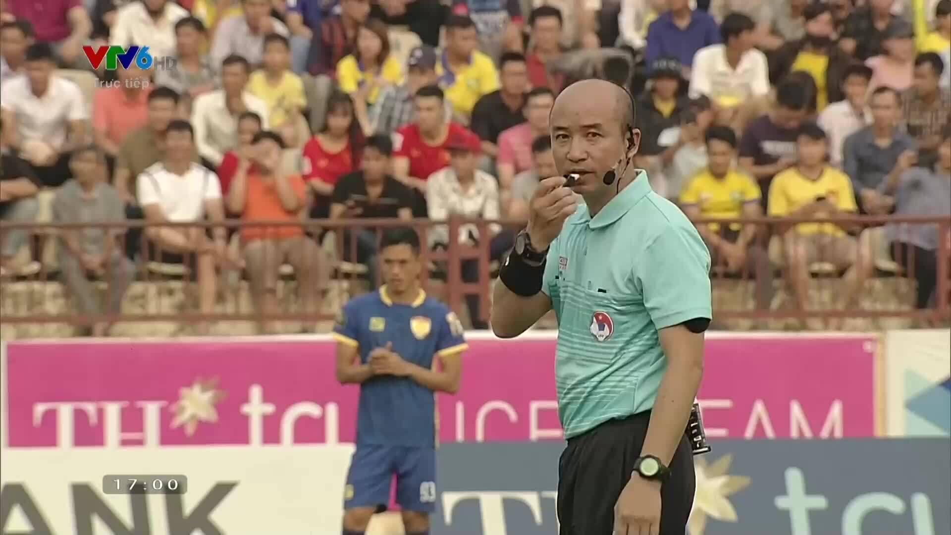 SLNA 1-0 Thanh Hóa