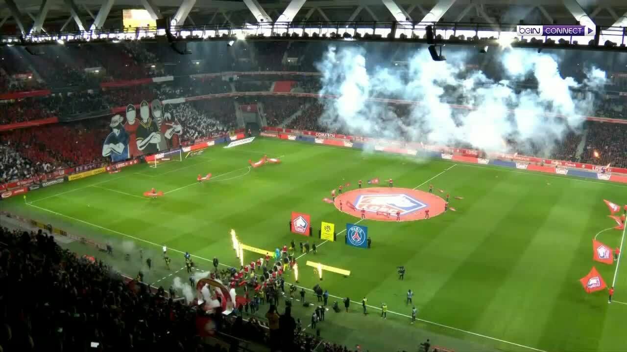 Lille 5-1 PSG
