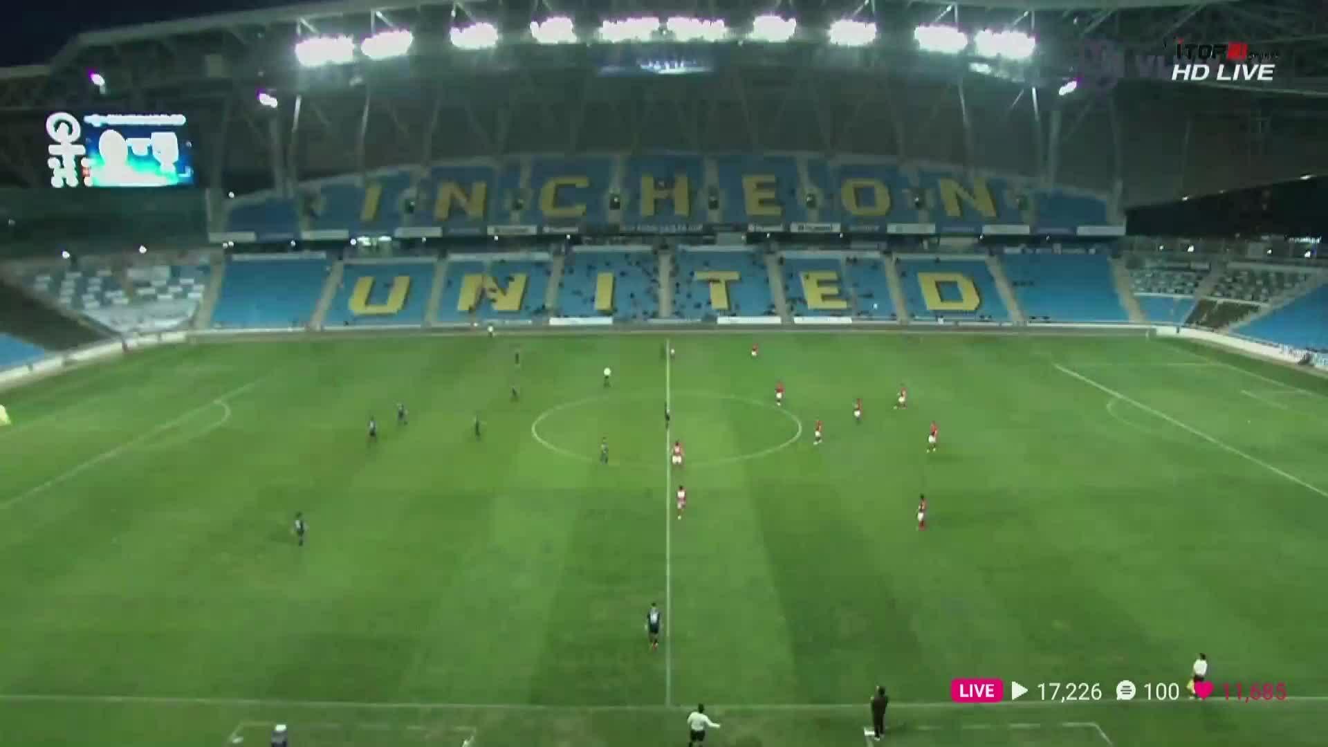 Incheon United - Cheongju