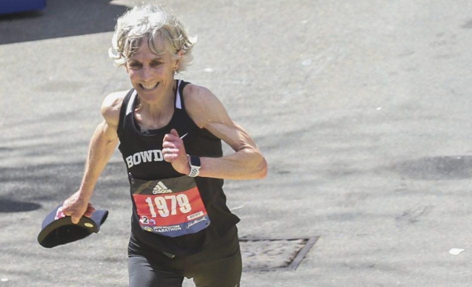 Huyền thoại Samuelson về đích tại Boston Marathon 2019
