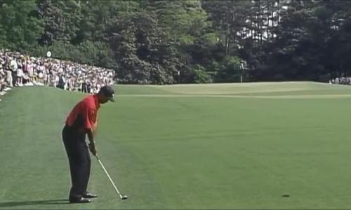 Những cú đánh xuất thần của Tiger Woods khi vô địch Masters 1997
