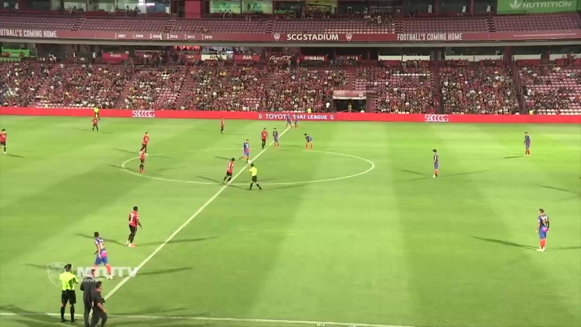Muang Thong United 1-2 Port