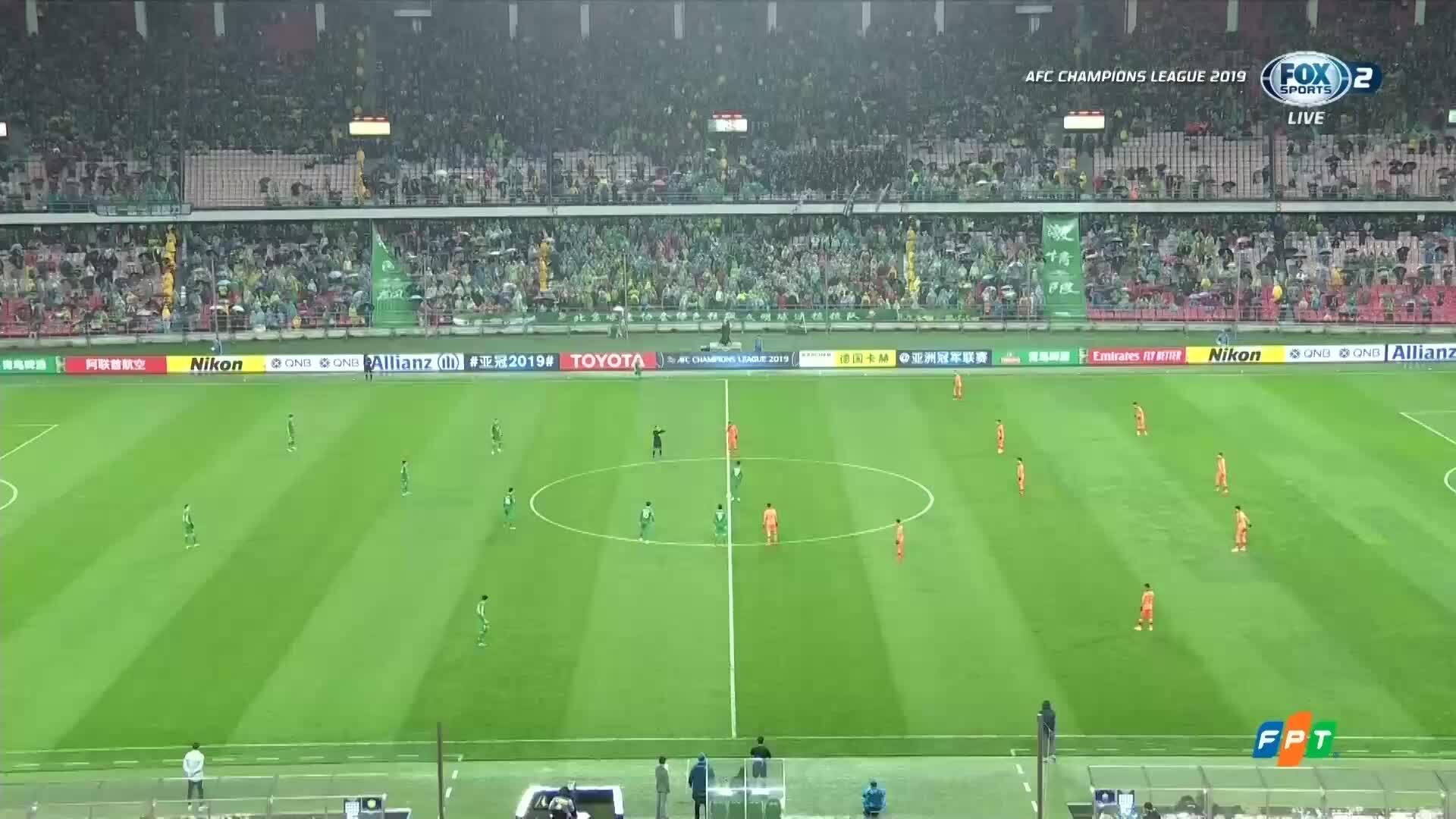 Beijing Guoan 2-0 Buriram United