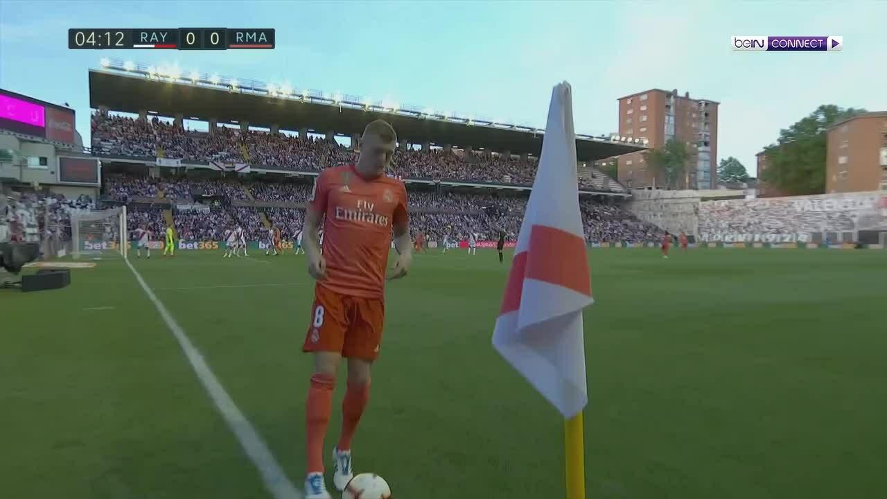 Rayo Vallecano 1-0 Real Madrid