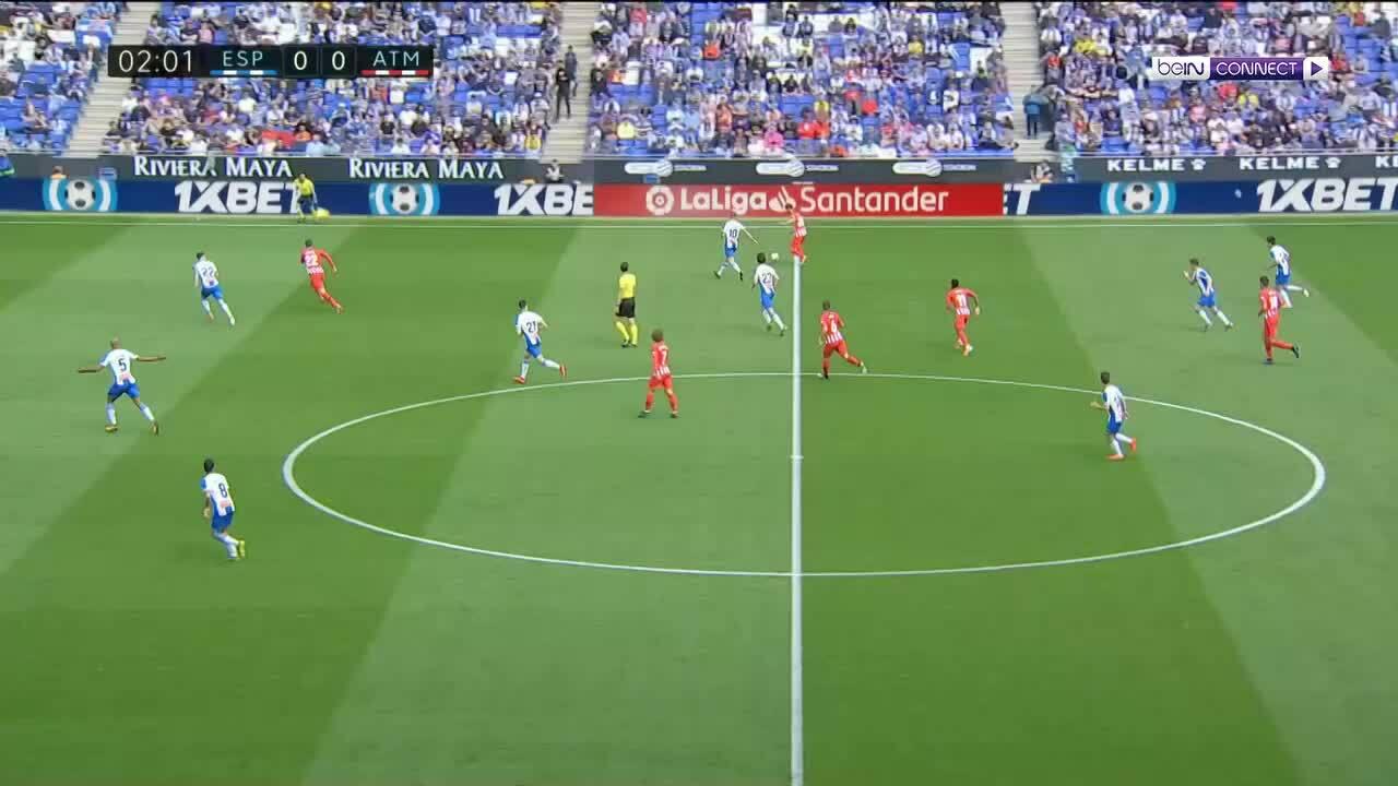 Espanyol 3-0 Atletico