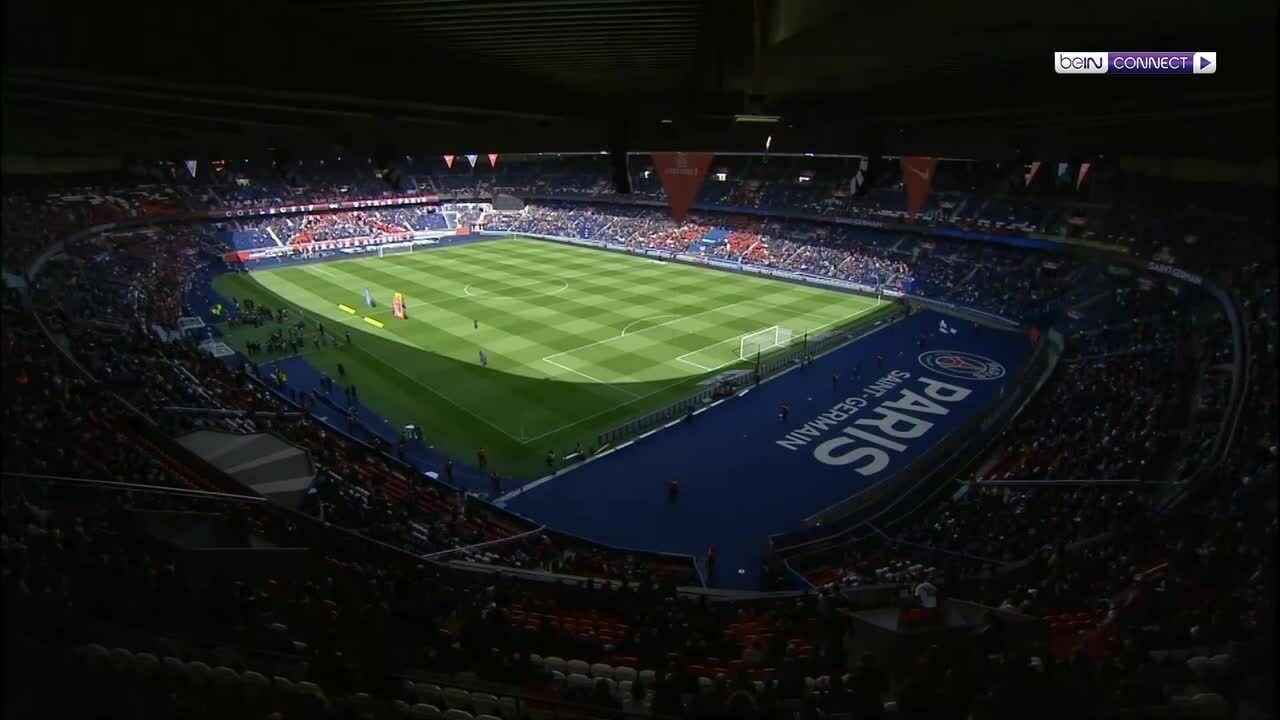 PSG 1-1 Nice