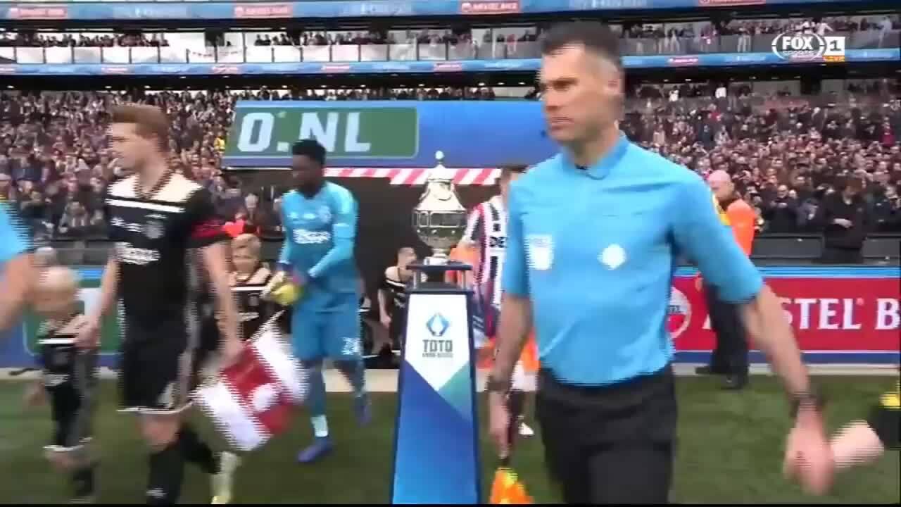 Ajax 4-0 Willem II