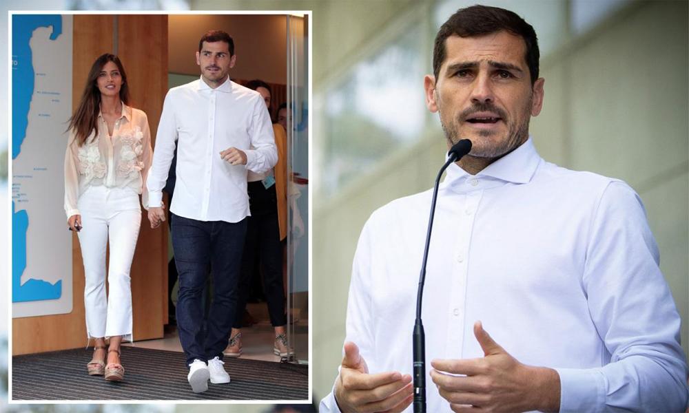 Casillas ra viện
