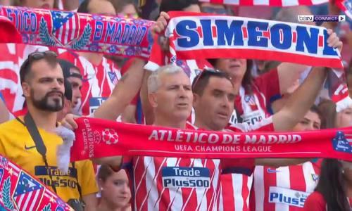 Atletico Madrid 1-1 Sevilla