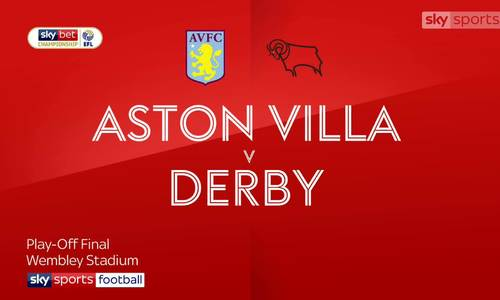 Aston Villa 2-1 Derby