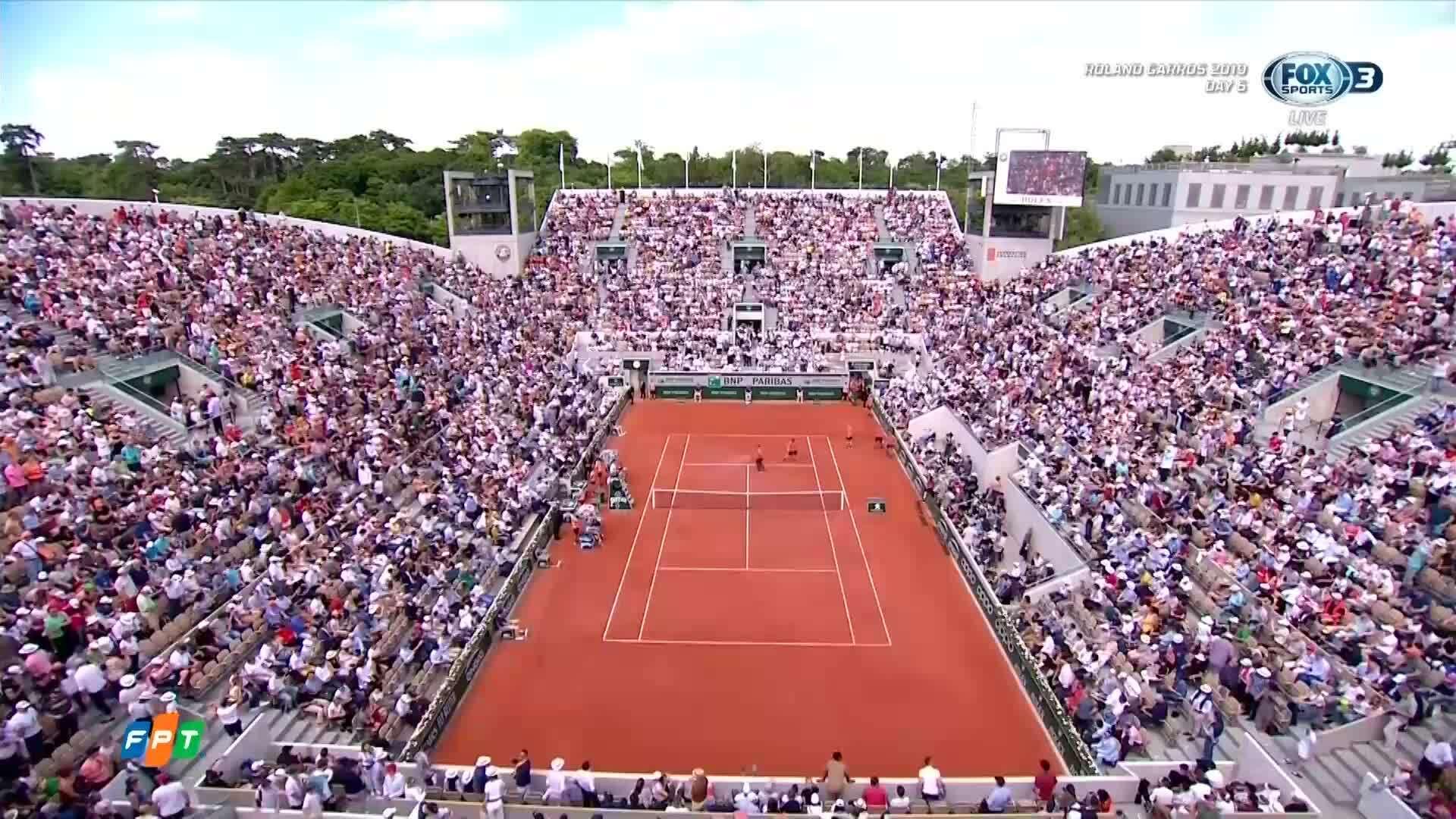 Casper Ruud 0-3 Roger Federer
