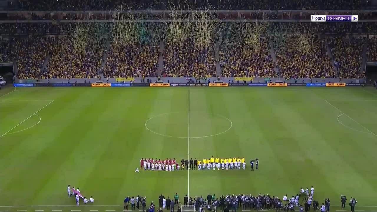 Brazil 2-0 Qatar