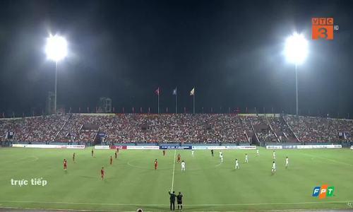 U23 Việt Nam - U23 Myanmar