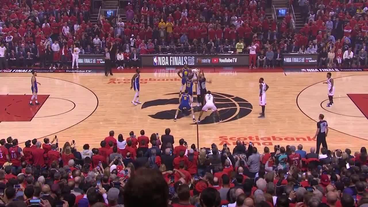 Warriors thắng game 5, nuôi hy vọng vô địch NBA