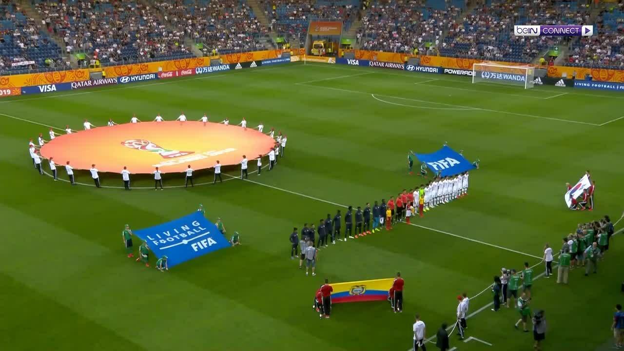 U20 Ecuador 0-1 U20 Hàn Quốc