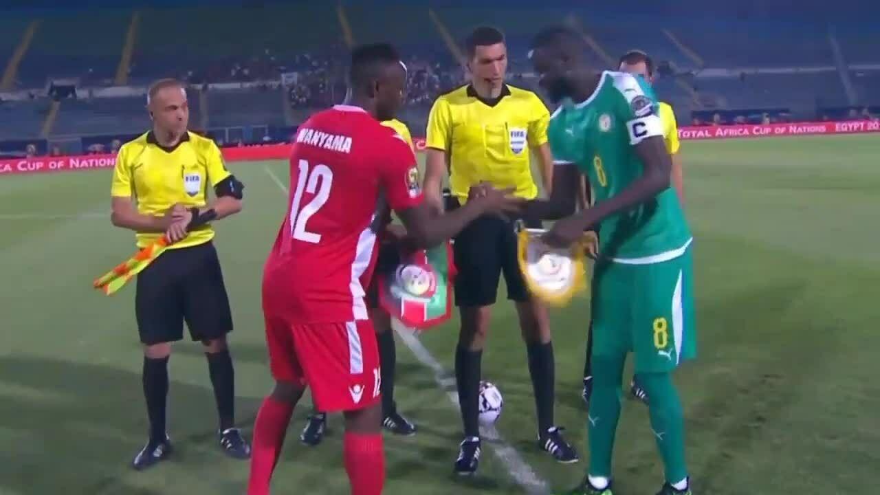 Senegal 3-0 Kenya Afcon 2019