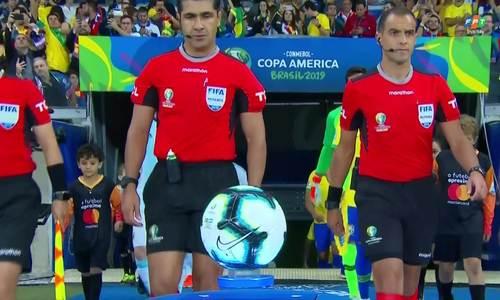 Brazil vs Argentina Copa America 2019