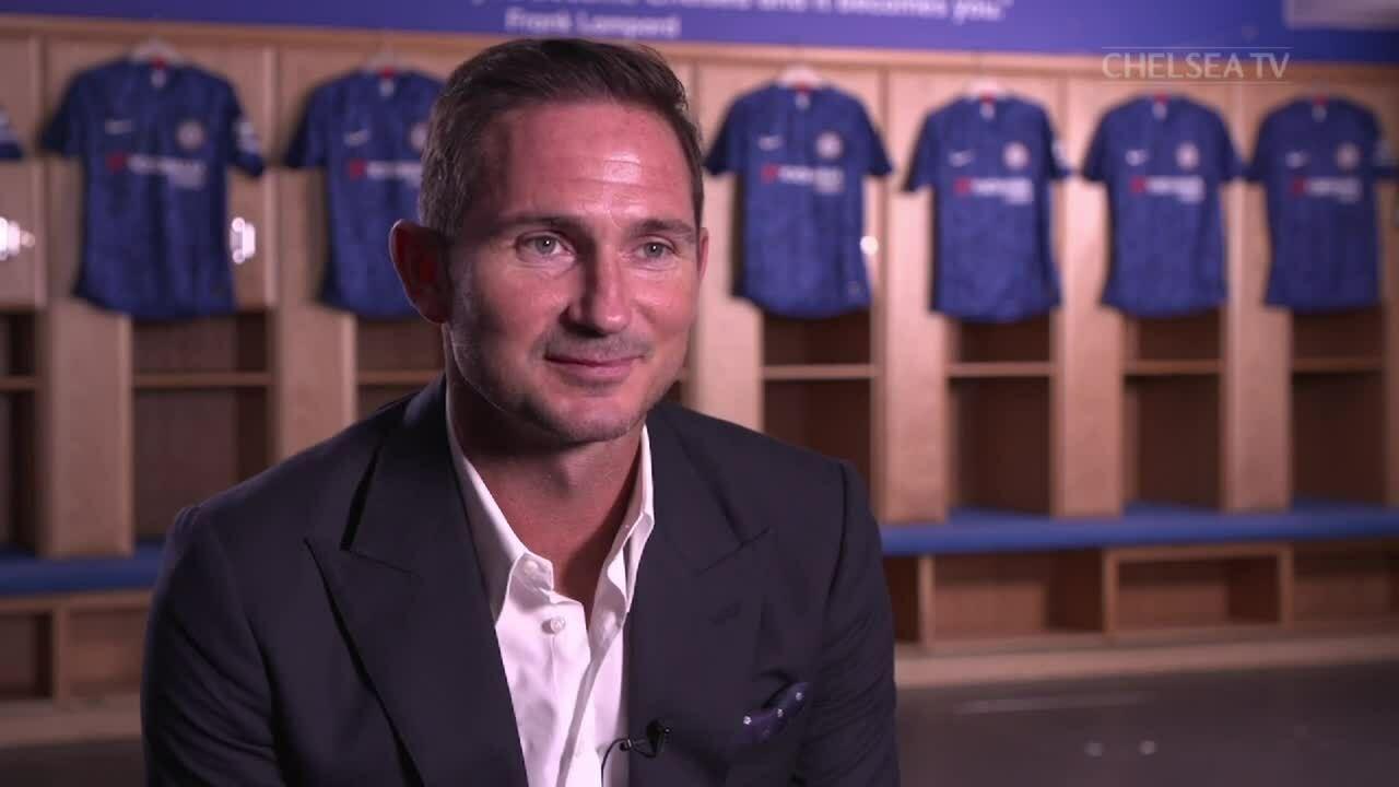 Chelsea làm video chào đón tân HLV Lampard