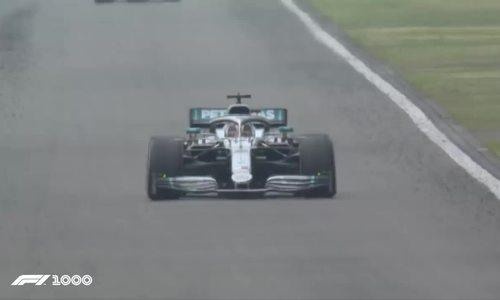 Pha vào pit kép của Mercedes tại Grand Prix Trung Quốc 2019