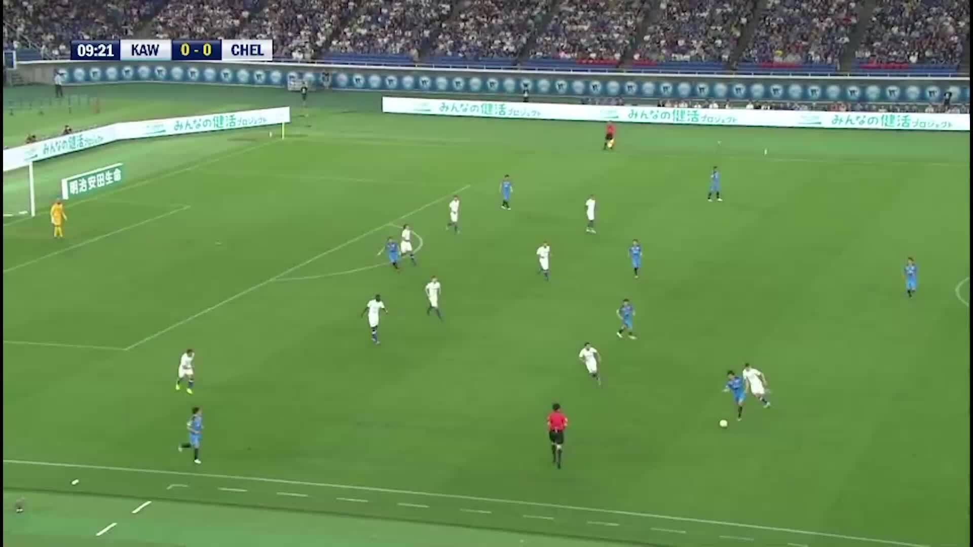 Kawasaki Frontale 1-0 Chelsea