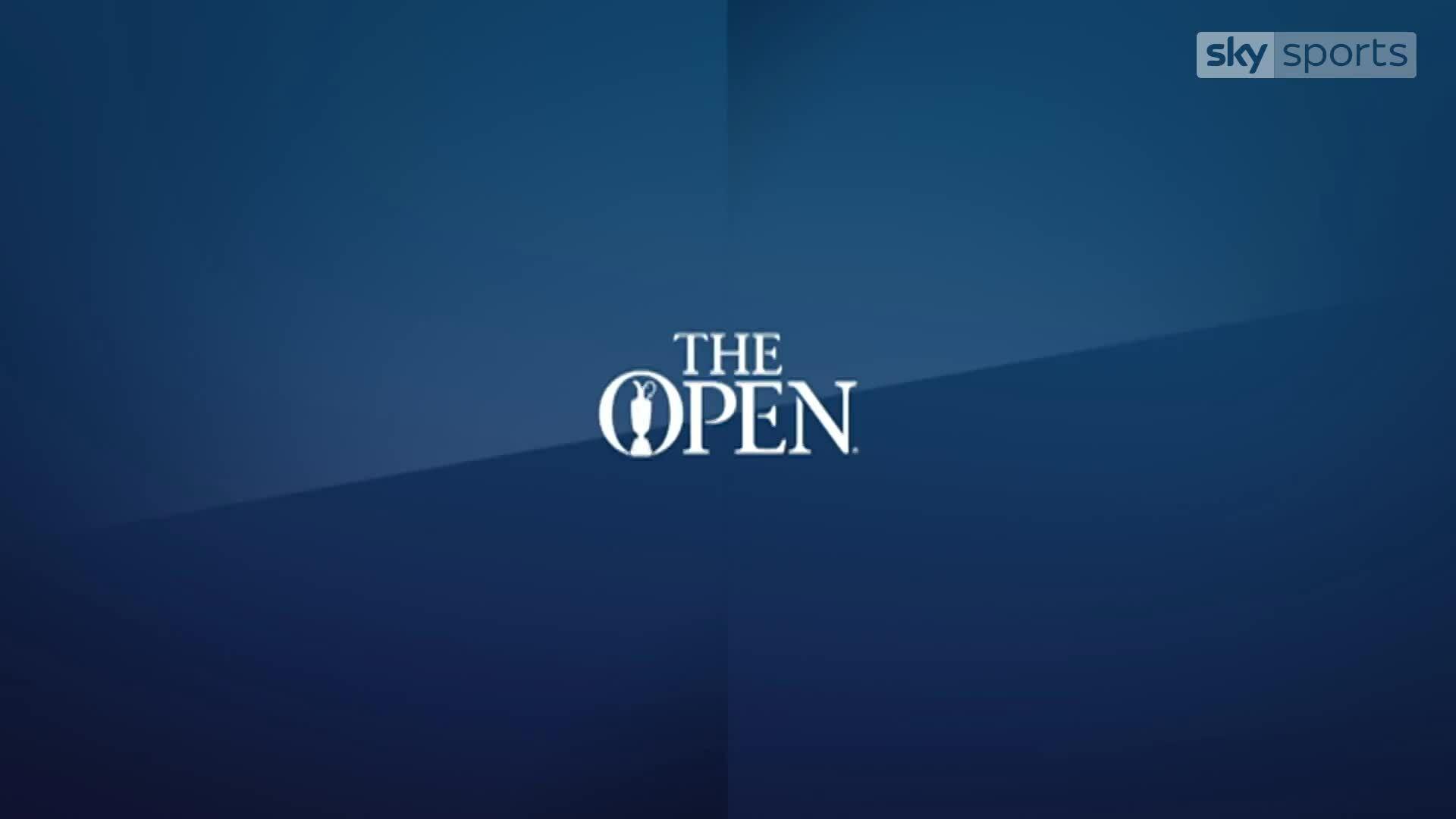 Diễn biến ngày thi đấu thứ hai The Open