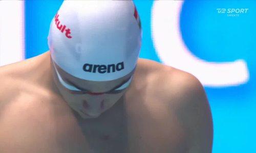 Kristof Milak lập kỷ lục 200m bơi bướm nam