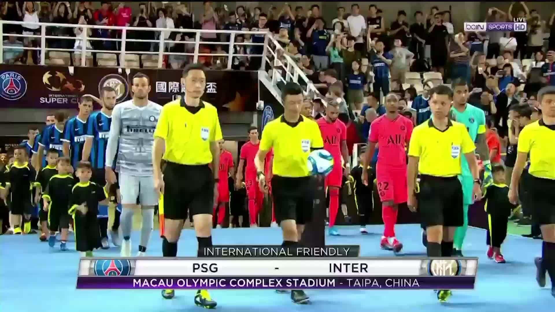 PSG 1-1 Inter (pen 5-6)