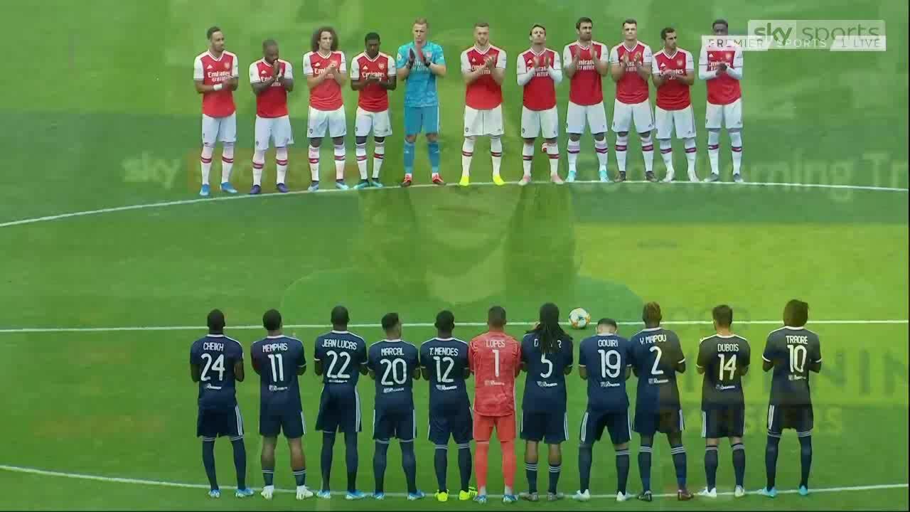 Arsenal 1-2 Lyon