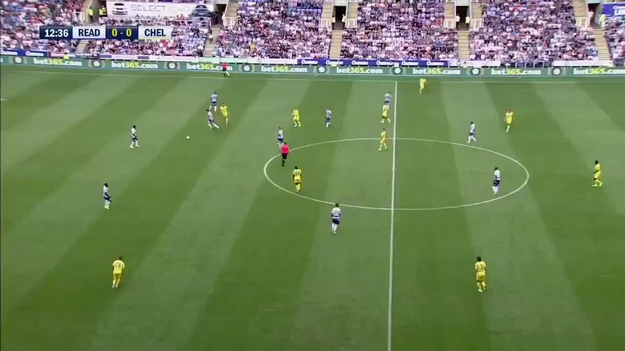 Reading 3-4 Chelsea