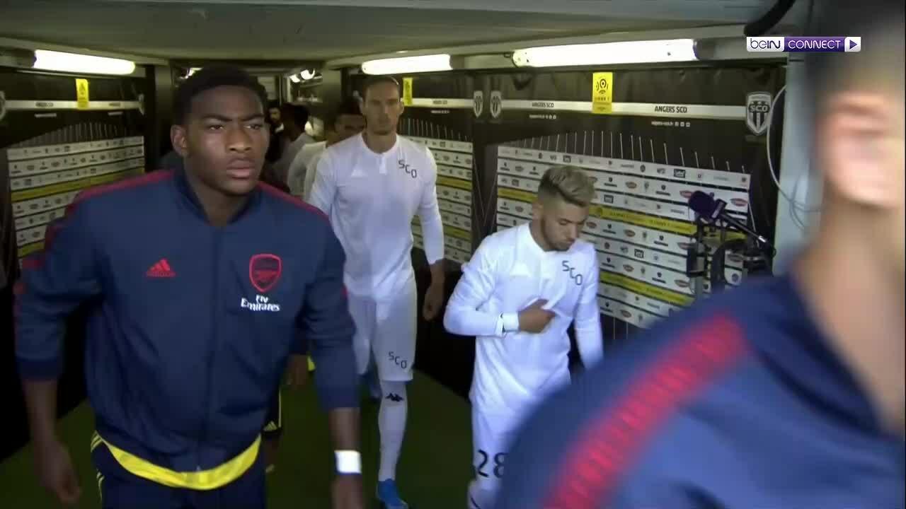Angers 1-1 Arsenal