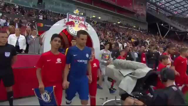 Salzburg 3-5 Chelsea