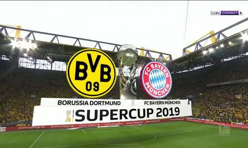 Dortmund 2-0 Bayern Munich