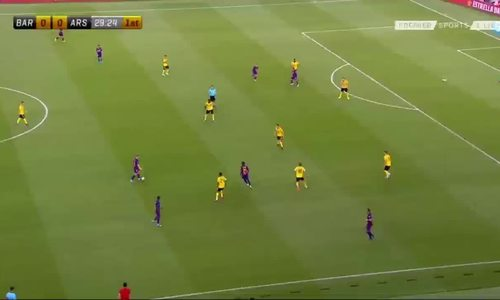 Barca 2-1 Arsenal