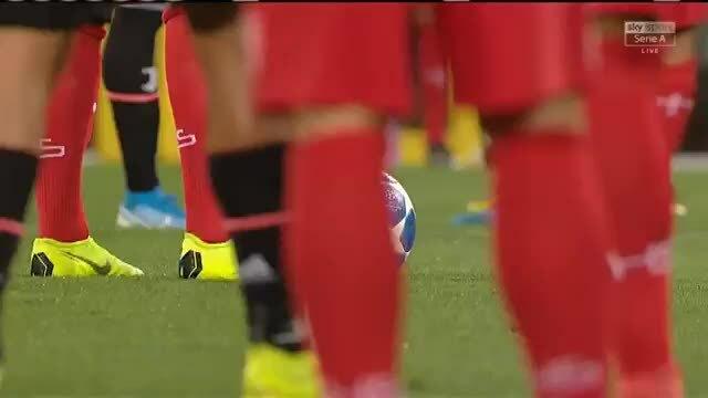 Triestina 0-1 Juventus
