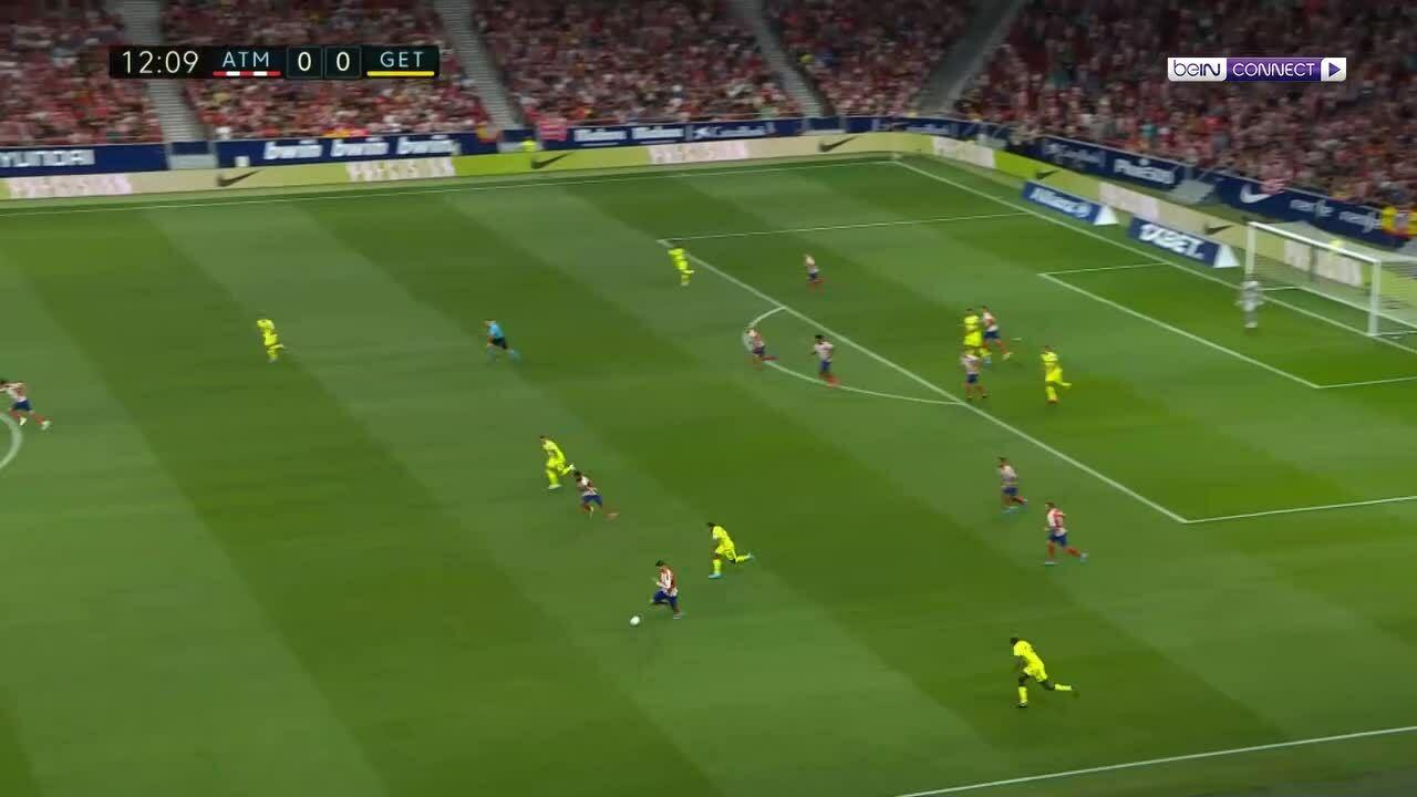 Atletico Madrid 1-0 Getafe