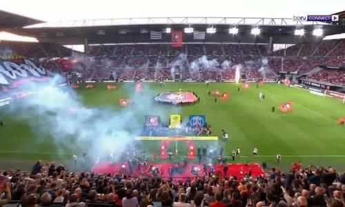 Rennes 2-1 Paris Saint-Germain