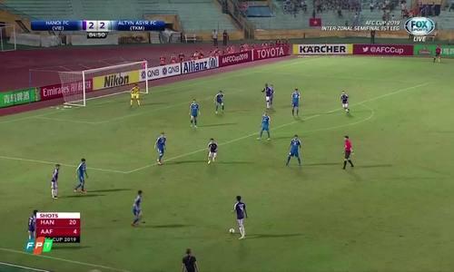 3-2 cho Hà Nội