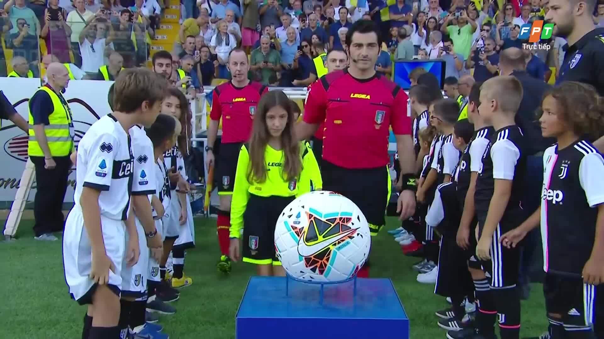 Parma 0-1 Juventus