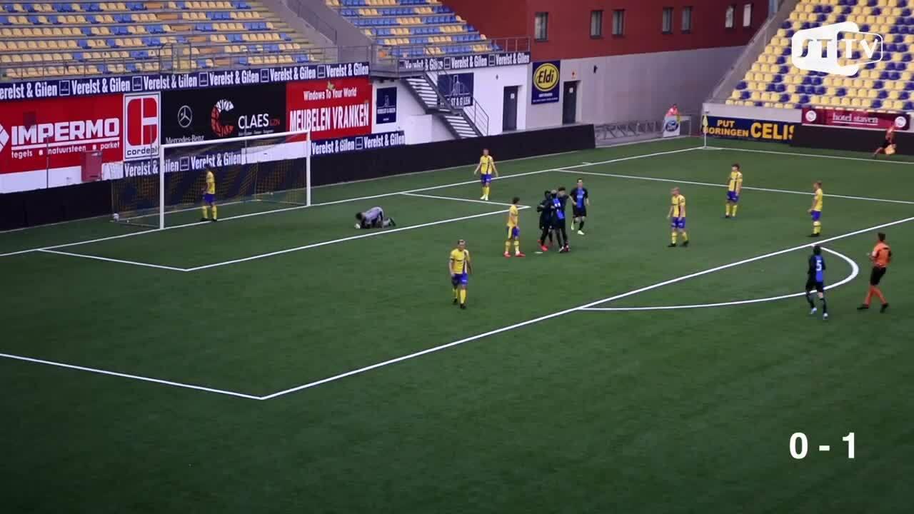 STVV 1-2 Brugge