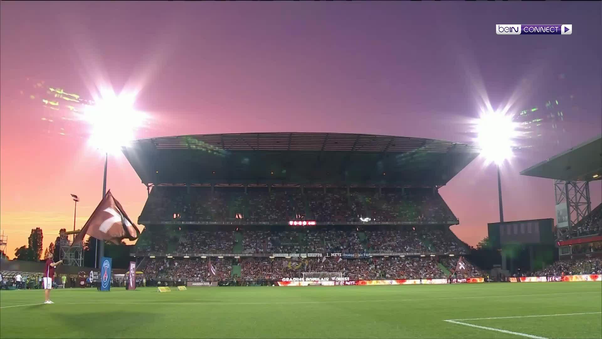 Metz 0-2 PSG