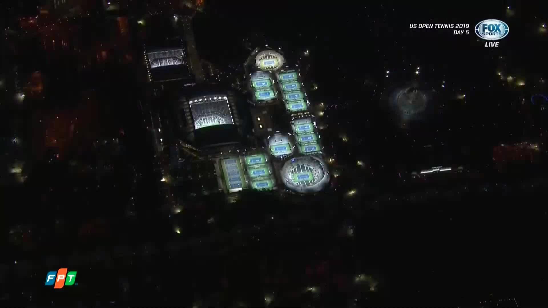 Novak Djokovic 3-0 Denis Kudla