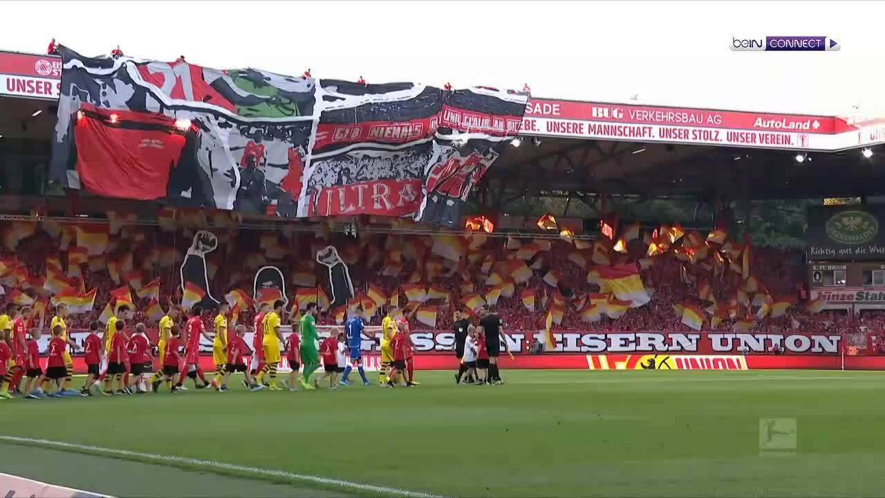 Union Berlin 3-1 Dortmund
