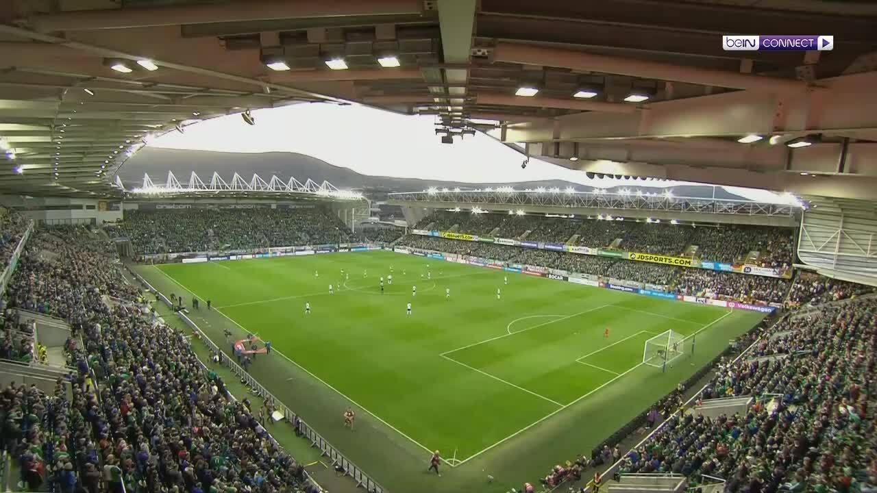 Bắc Ailen 0-2 Đức