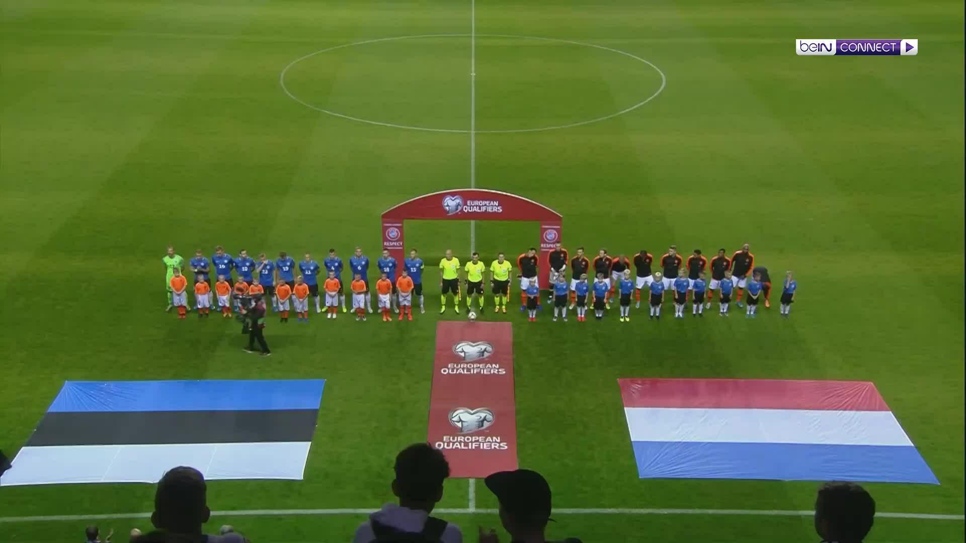 Estonia 0-4 Hà Lan