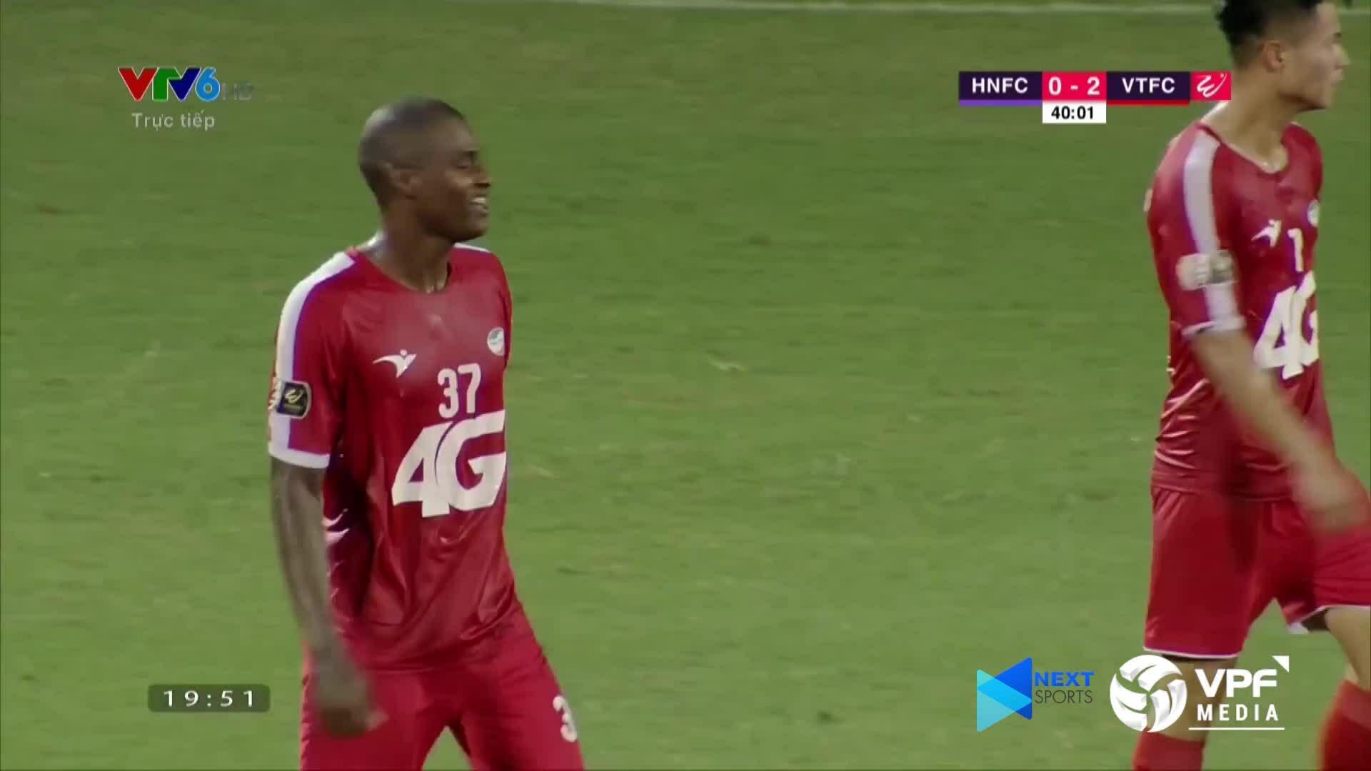 Hà Nội 5-2 Viettel
