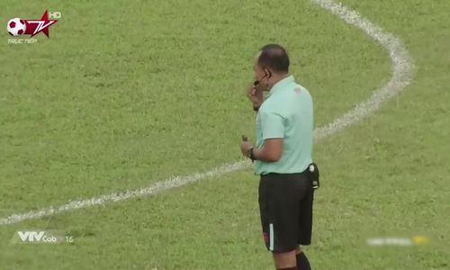 SLNA 0-1 Hà Nội