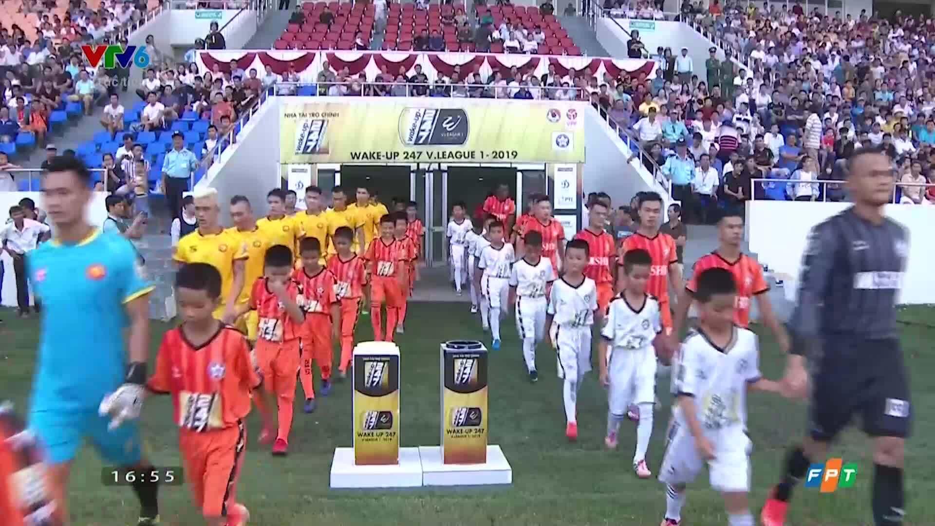 Đà Nẵng 1-0 Thanh Hóa