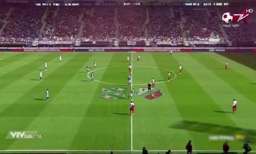Heerenveen 1-1 Utrecht